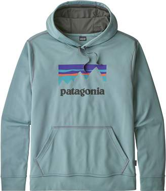 Patagonia Shop Sticker Polycycle Hoodie - Men's
