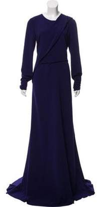 Bottega Veneta Pleated Evening Dress w/ Tags Pleated Evening Dress w/ Tags
