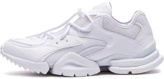Reebok white run r.96 sneakers