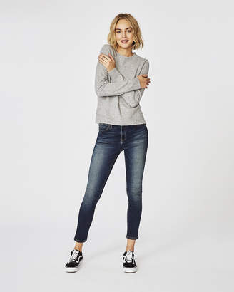 Nicole Miller Slit Pullover Sweater