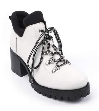 Jane and the Shoe Meesh Platform Combat Boot