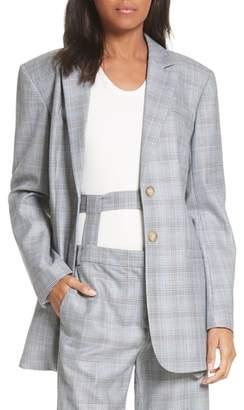 Tibi Side Cutout Blazer