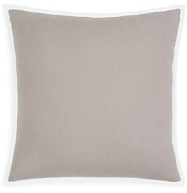 Amalia Home Collection Reversible Linen Decorative Pillow, 18 x 18 - 100% Exclusive