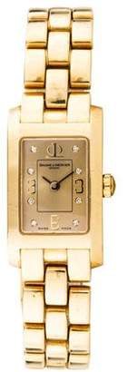 Baume & Mercier Hampton Milleis Watch