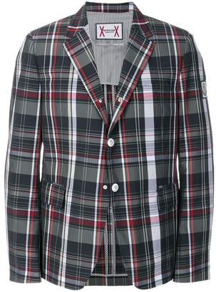 Moncler checked blazer