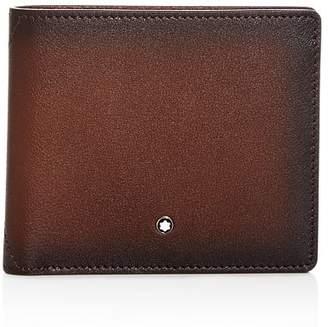 Montblanc Meisterstück Sfumato Burnished Leather Bi-Fold Wallet
