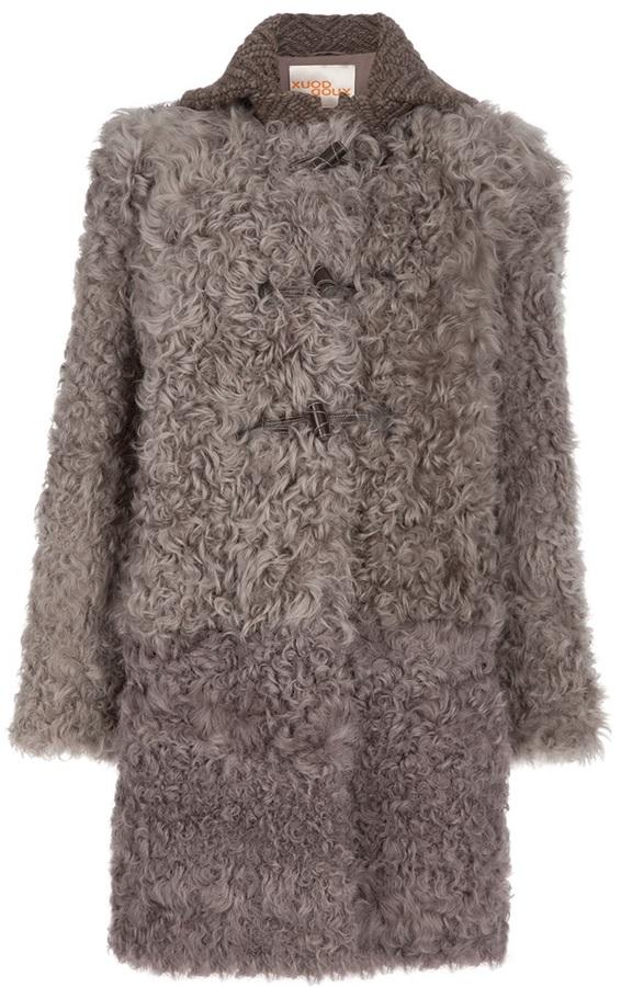 Xuod Doux Shearling Coat