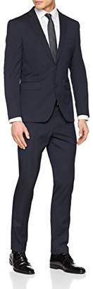Esprit Men's 038eo2m002 Suit,(Manufacturer Size: 56)