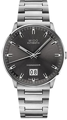 Mido Commander Big Date - M0216261106100