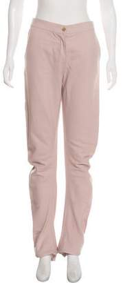 Viktor & Rolf High-Rise Straight-Leg Pants
