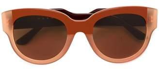 Marni Eyewear transparent sunglasses