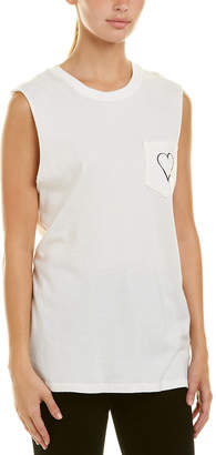 Prince Peter Collection Prince Peter Pocket Heart Muscle T-Shirt