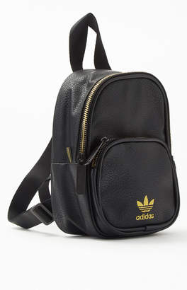 adidas Faux Leather Originals Mini Backpack