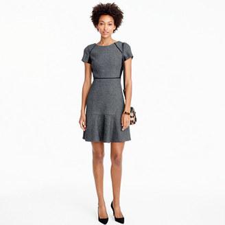 Checkered flutter dress $128 thestylecure.com