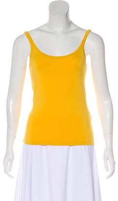Max Mara Sleeveless Knit Top