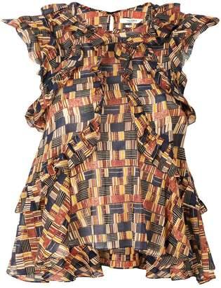 Etoile Isabel Marant Nalou blouse