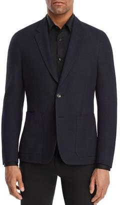 Paul Smith Soho Plaid Seersucker Slim Fit Sport Coat