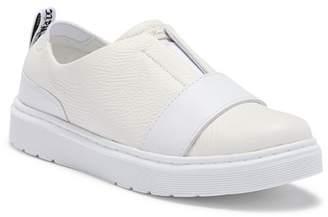 Dr. Martens Lylah Leather Slip-On Sneaker