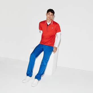Lacoste Men's SPORT Technical Gabardine Golf Chino Pants