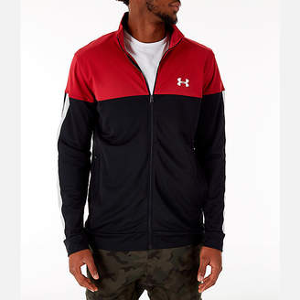 Under Armour Men's Sportstyle Pique Full-Zip Training Jacket