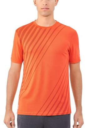 Russell Men's Diagonal Jacqaurd Performance Tee