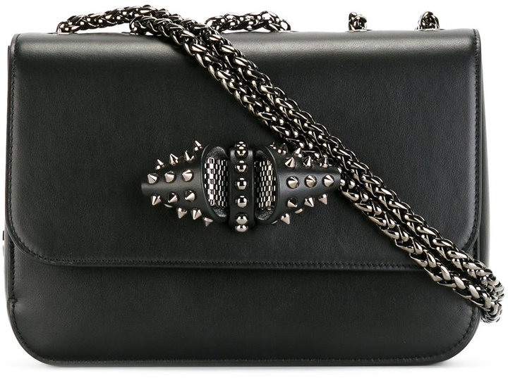 Christian Louboutin  Christian Louboutin studded shoulder bag