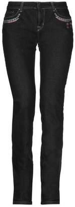 Blumarine JEANS Denim trousers