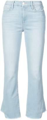 Frame mini Boot Gusset jeans