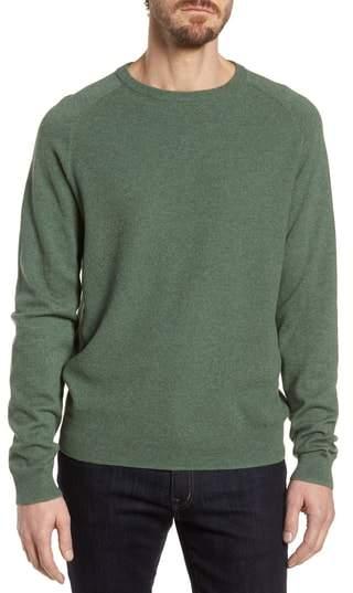 Crewneck Cotton & Cashmere Sweater