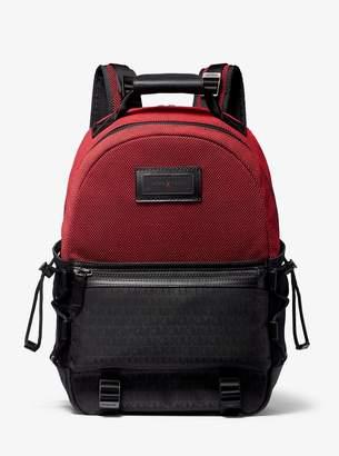Michael Kors KORS X Tech Two-Tone Sport Backpack