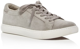 Kenneth Cole Kam Lace Up Sneakers $120 thestylecure.com