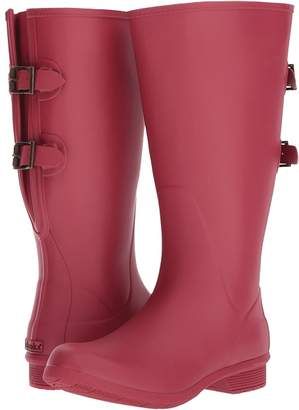 Chooka Versa Wide Calf Tall Boot Women's Rain Boots
