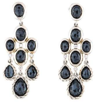 David Yurman Color Classics Chandelier Earrings