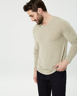 Le Château Knit V-Neck Top
