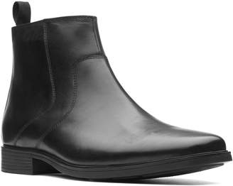 Clarks Collection By Tilden Zip Fashion Leather Boots