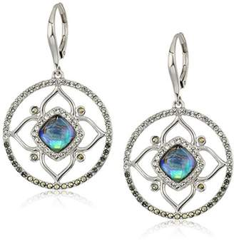 Judith Jack Sterling /Multi Stone Bangle Bracelet