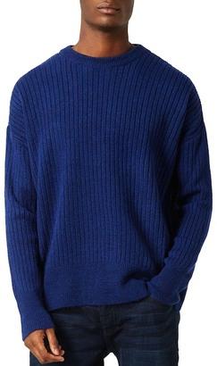 TOPMAN Drop Shoulder Sweater $60 thestylecure.com