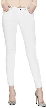GUESS (ゲス) - ゲス GUESS LOW-RISE SKINNY WHITE DENIM PANT