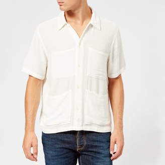 Nudie Jeans Men's Svante Worker Shirt