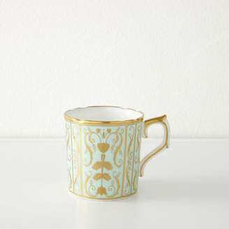 "Bloomingdale's Royal Crown Derby ""Darley Abbey"" Coffee Cup"