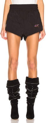 Alexander Wang Washed Short in Black | FWRD