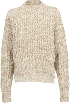Jil Sander Chunky Knit Crewneck Sweatshirt