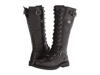 Harley-Davidson Jill Women's Zip Boots