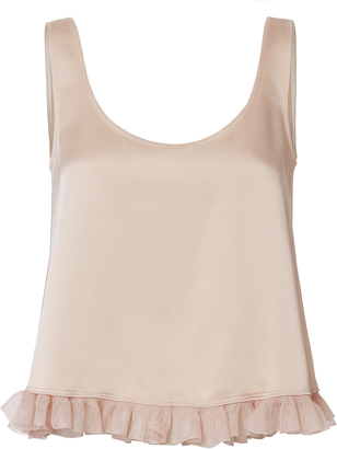 Elizabeth and James Andrea Crop Top $265 thestylecure.com