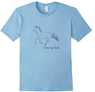 I Love My Paint | Horse Lover Riding 4H Dressage T-shirt