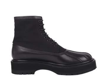 Givenchy Black Camden Snow Boots