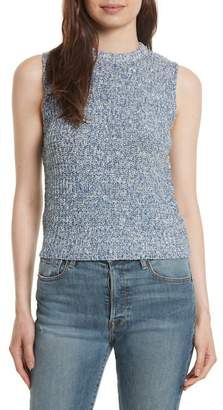 Rebecca Taylor Open Back Tank Top