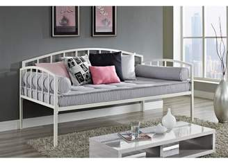 DHP Generic Ava Contemporary Metal Daybed Frame, Multiple Colors