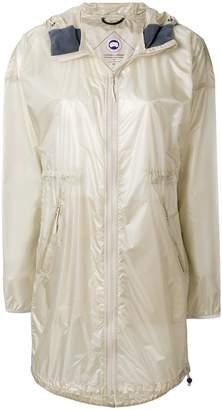 Canada Goose shell raincoat