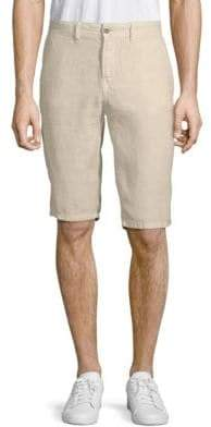 Original Paperbacks Casual Linen Shorts